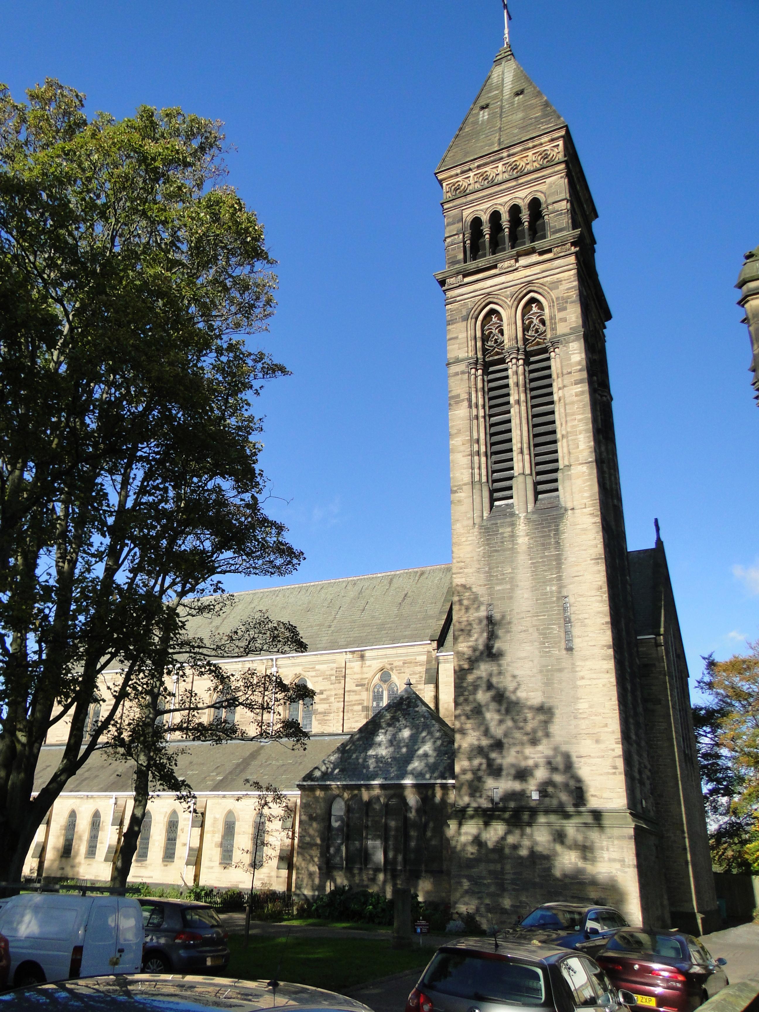 The Clog Almanac of St Georges Church, Jesmond