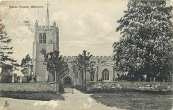 melbourn church