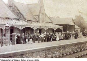gilsland station